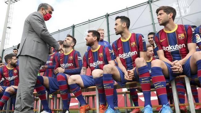 Дури 14 играчи би ја напуштиле Барселона