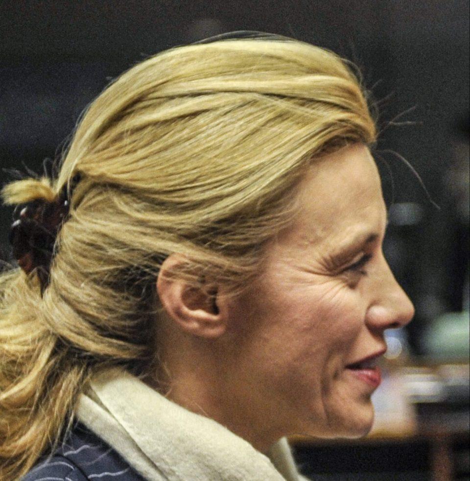 Жена за прв пат застана на чело на тајната служба во Италија