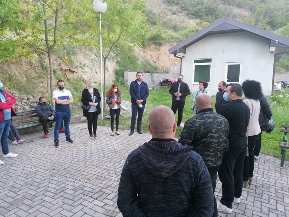 Пратениците на ВМРО-ДПМНЕ заедно со народот: Граѓаните крајно незадоволни од лошото менаџирање на власта