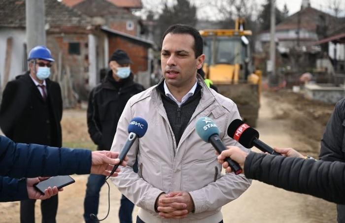 Бочварски: До крајот на мај ќе ја пуштиме првата делница од експресниот пат Штип-Радовиш