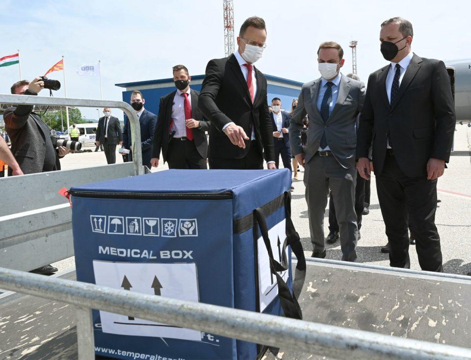 """Д-р Пановски: Како ќе ја искористиме донацијата """"Астра зенека"""", а да не ги навредиме Унгарците?"""