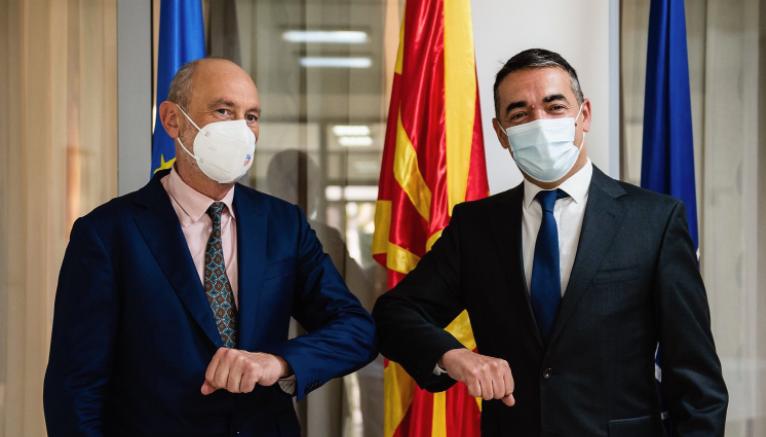 Димитров – Гир: Европа да си го одржи зборот