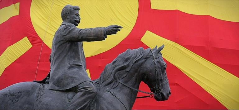Мицкоски: Делчев е љубов, патриотизам, пркос, слобода, затоа од неговото име се плашат и денес