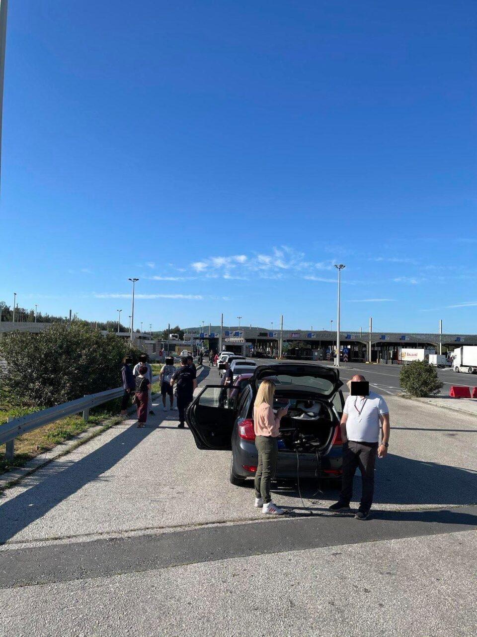 Евзони се полни со незадоволни туристи: Се уште не е дозволен влез во Грција за македонските граѓани