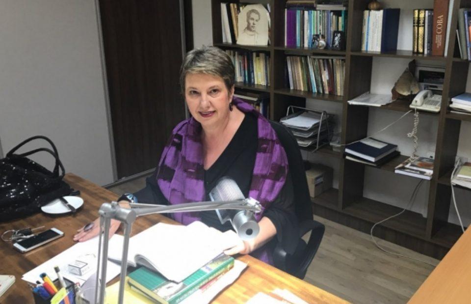 Елка Јачева Улчар: Претседателот на Советот за македонски јазик и директорката на Институтот за македонски јазик – срам за македонистиката!