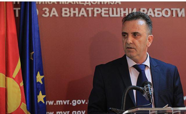 Лазе Велковски сменет од позицијата началник на одделот за организиран криминал во МВР
