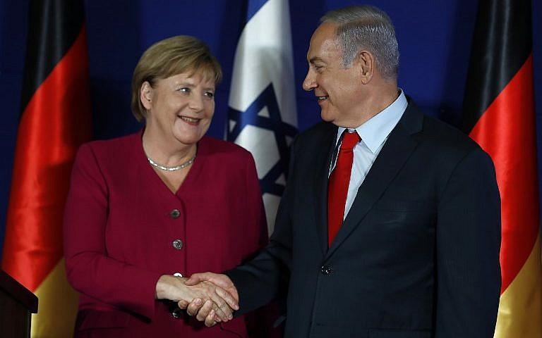 Меркел: Не може Европа да ги решава сите светски проблеми
