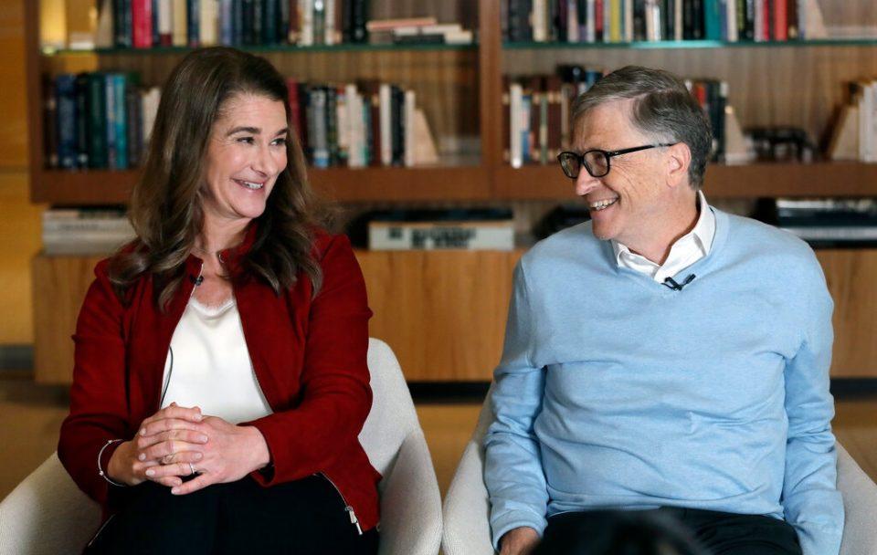 По 27 години брак се разведуваат Бил и Мелинда Гејтс