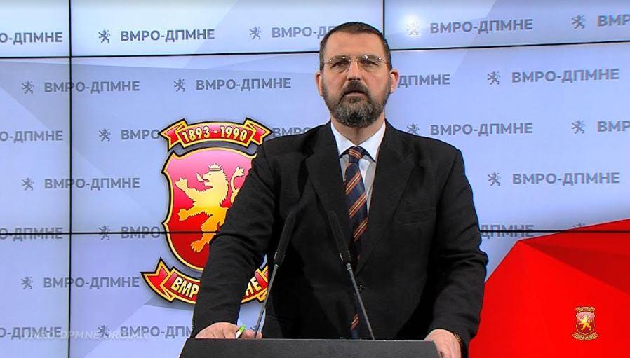 Стоилковски: Борис Тунџев е директор на државниот катастар, а добива лиценци за производство на струја на цели 35 години?