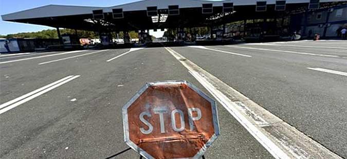 Македонски возила се враќаат од бугарската граница кај Ново село: Двата гранични премини остануваат затворени
