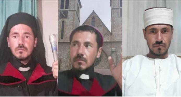 Ова го има само на Балканот: Лажен поп-оџа-надбискуп извршувал обреди во три религии
