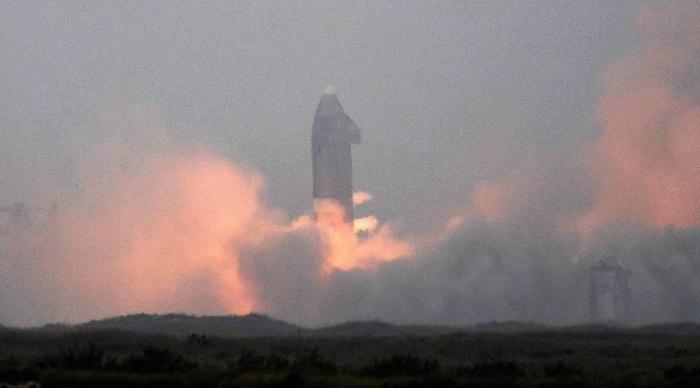 Остатоците од кинеската ракета паднаа во Индискиот океан