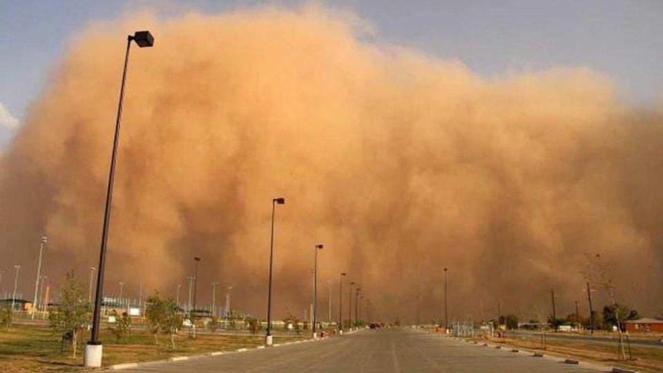 Песочна бура предизвика апокалиптични сцени во Русија
