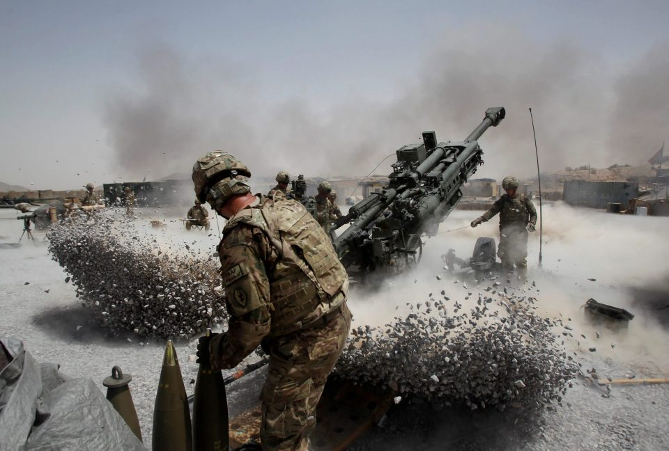 Пo 20 годино војна и 2400 загинати Американци, САД ја започна завршната фаза на повлекување од Авганистан