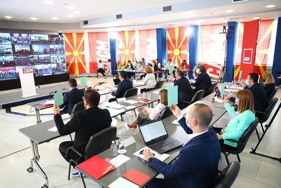 Луѓето во старо-новото раководство на СДСМ многу добро се покажаа во сферата на криминалот, скандалите и корупцијата