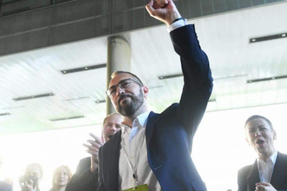 39-годишниот левичар Томислав Томашевиќ е новиот градоначалник на Загреб
