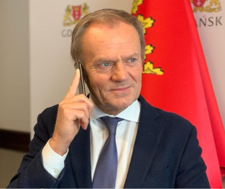 Туск по разговорот со Мицкоски: Владејачката партија да соработува со опозицијата, да се засили борбата против корупцијата и да има независни судски одлуки