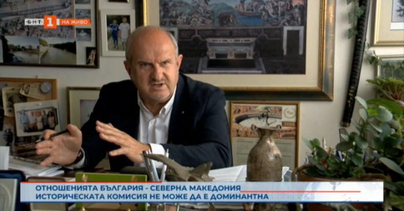 Бучковски за БНТ: На мојата генерација ѝ е потешко, ние треба да направиме заедничка историја за идните генерации