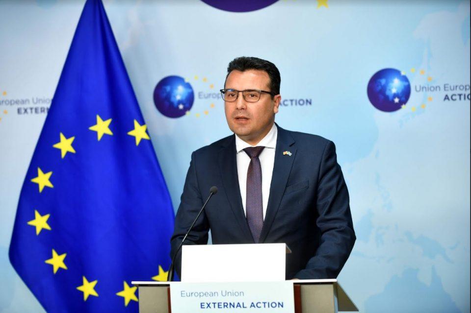Заев од Брисел: Време е ЕУ да го испорача ветеното