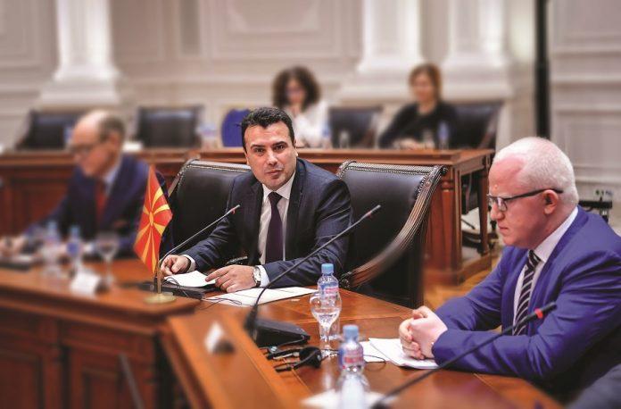 Заев без коментар за домашниот притвор за Рашковски: Знам дека беше четириесетина дена во притвор