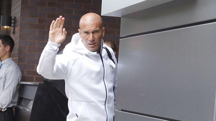 Зидан одлучил да замине од Реал Мадрид, веќе разговарал со Флорентино Перез и фудбалерите