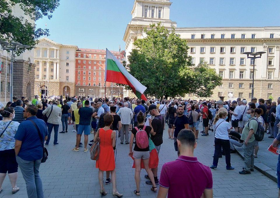 Анкета на Галуп: Седумдесет отсто Бугари не сакаат отстапки во спорот со Скопје