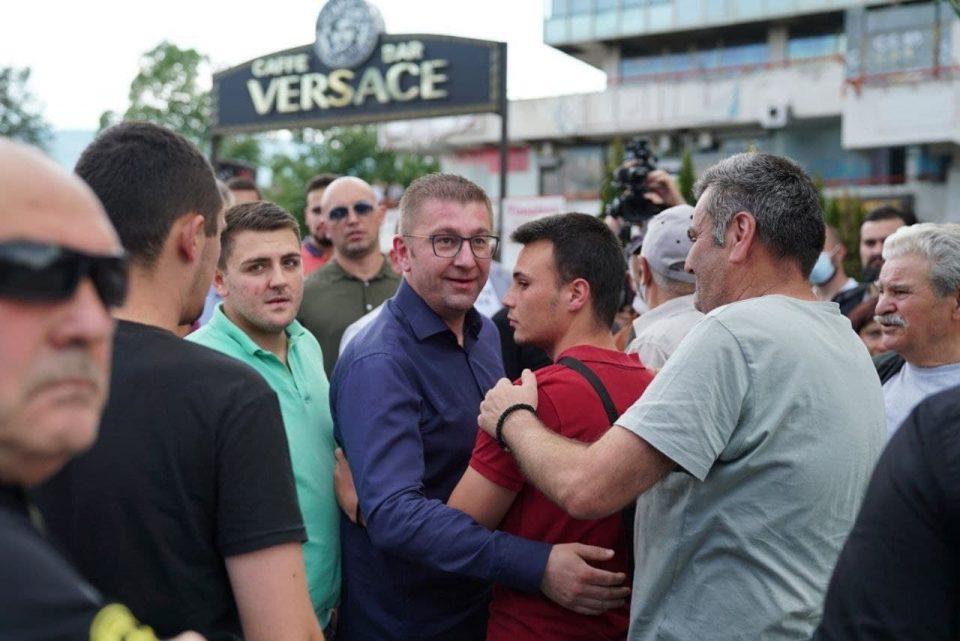 Стефан, остани храбар каков што си: Ова не е лажна вест, ова е доказ за стравот и слабоста на Заев и Спасовски