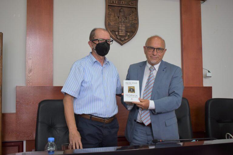 """Милован Стефановски e добитник на Рациновото признание за романот """"Теорија за кучешка година"""""""