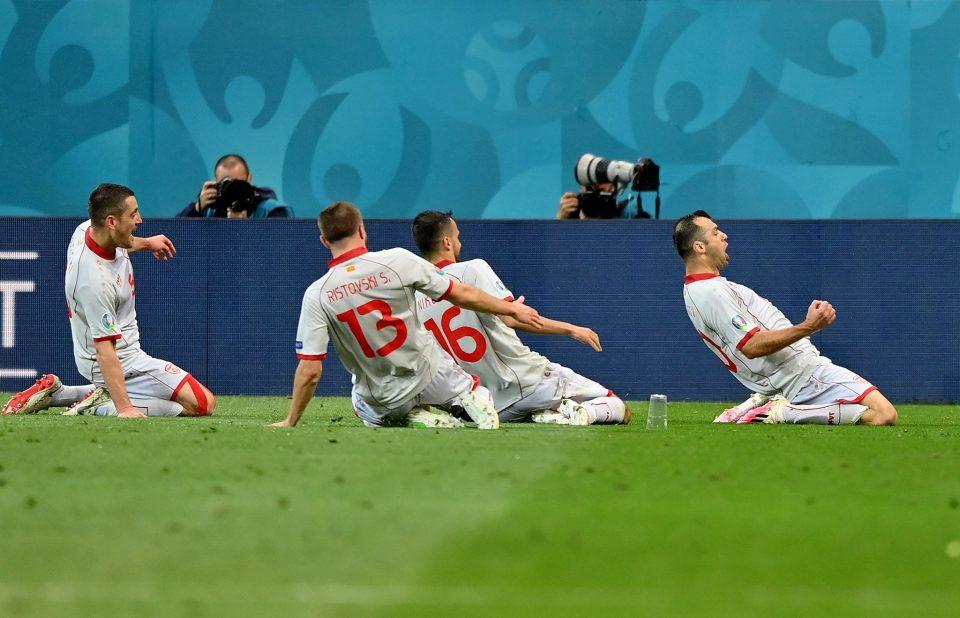 УЕФА во чест на Пандев