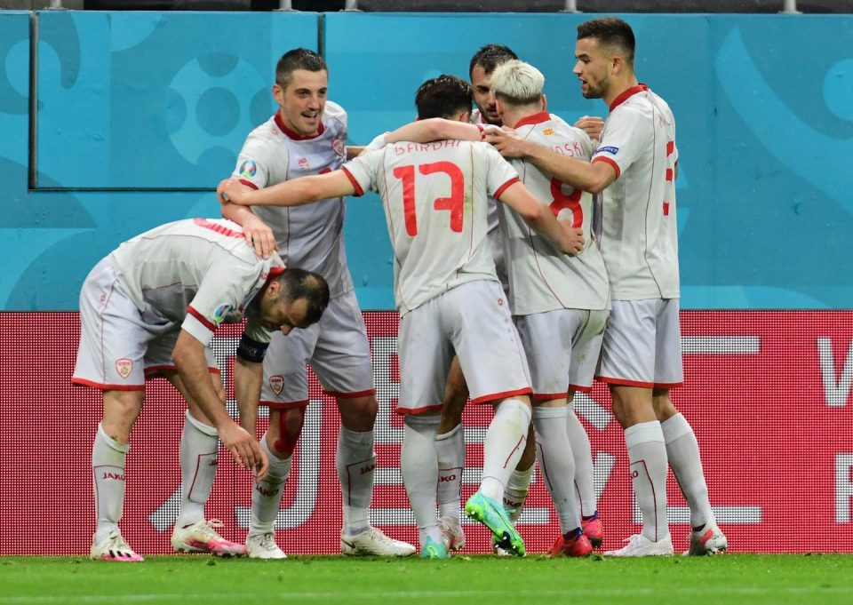Македонија се бореше храбро, но го загуби првиот натпревар на ЕУРО 2020