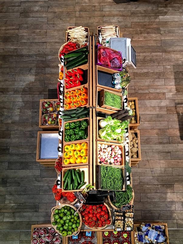 """Пазар за органски производи три саботи по ред во """"Јавна соба"""""""