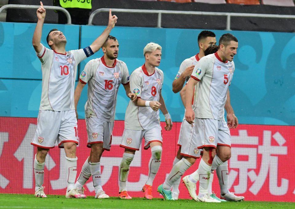 ЕВРО 2020: Нерешен резултат по првото полувреме со Австрија