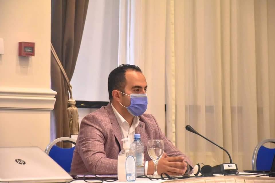 Јетон Шаќири: Реорганизација на државната администрација е наш приоритет