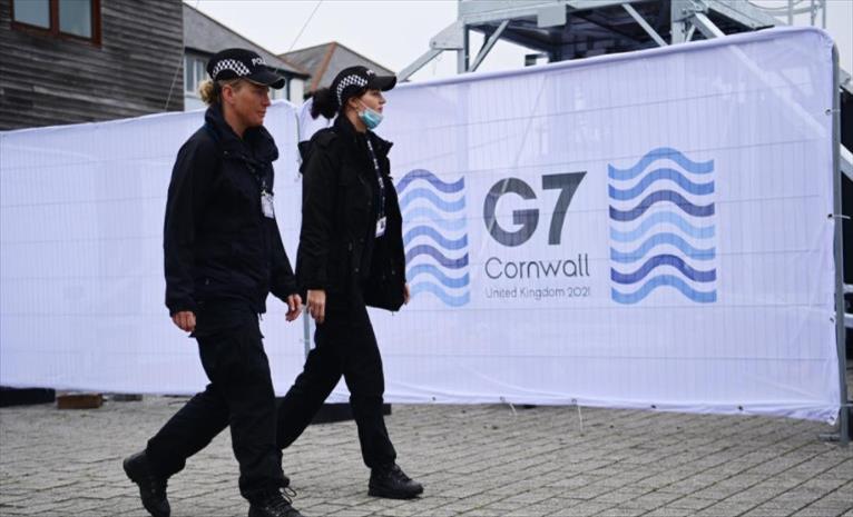 Г-7 почнува денеска со фокус на борбата против новиот коронавирус и климатските промени