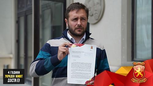 Арсовски: Антикорупциска да се изјасни дали има судир на интереси во случајот Митко Сандев – член на партија и судија поротник