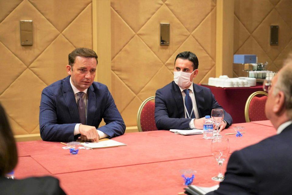 Османи во Анталија: Членството на Македонија во ЕУ е стратешки интерес на Македонија и на Бугарија
