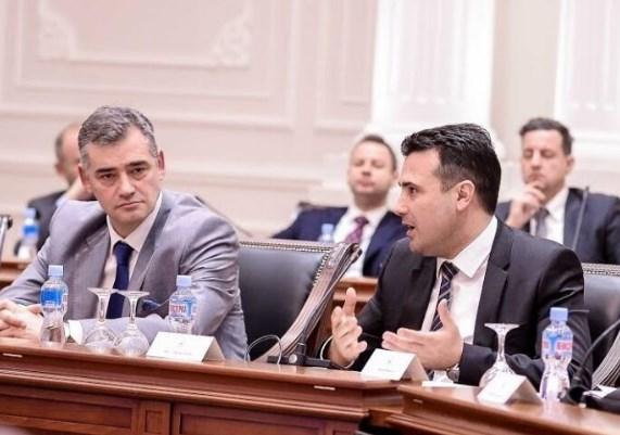 Потврдено: Наумче Мојсоски и поранешниот советник на Заев, Димeвски си ги зеле партнерките во Токио, ама не платиле за нив