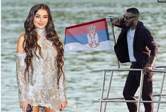 Марина сакала да го држи на синџир: Дарко Лазиќ ужива во слободата