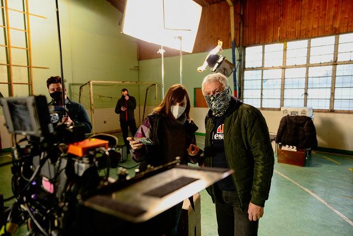 """Краткиот филм на Марија Апчевска """"Северен пол"""" номиниран за """"Златна палма"""" во Кан"""