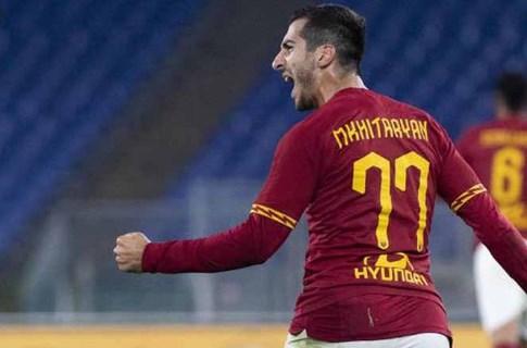 И покрај тоа што не е во добри односи со Мурињо, Мхитаријан останува во Рома