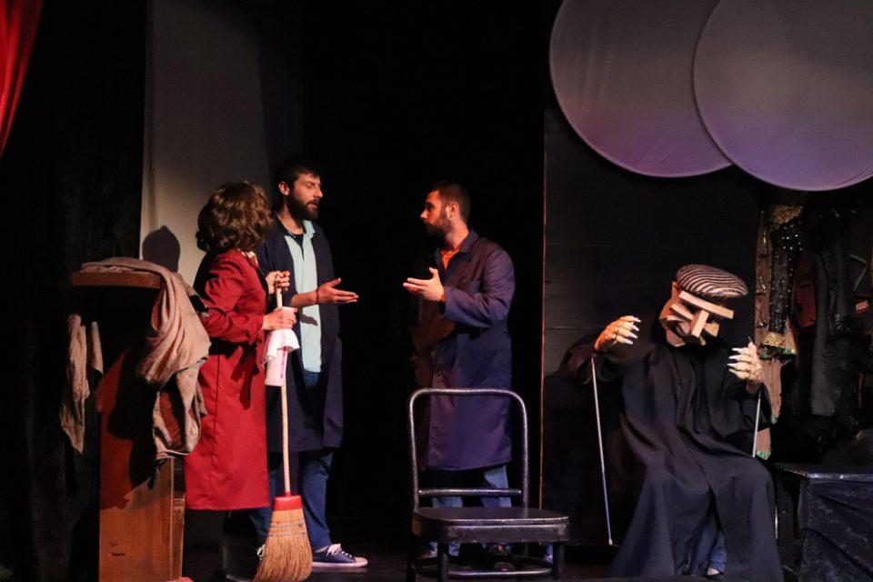 """Премиера на младинската претстава """"Подрум"""" во Театар за деца и младинци"""
