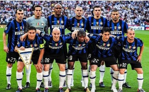 Интер 2010 година: Oд шампионскиот тим на Мурињо активен е уште Пандев