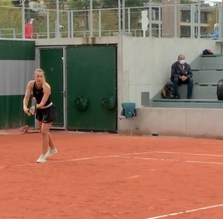 Руската тенисерка уапсена на Ролан Гарос поради местење натпревари, пуштена од притвор