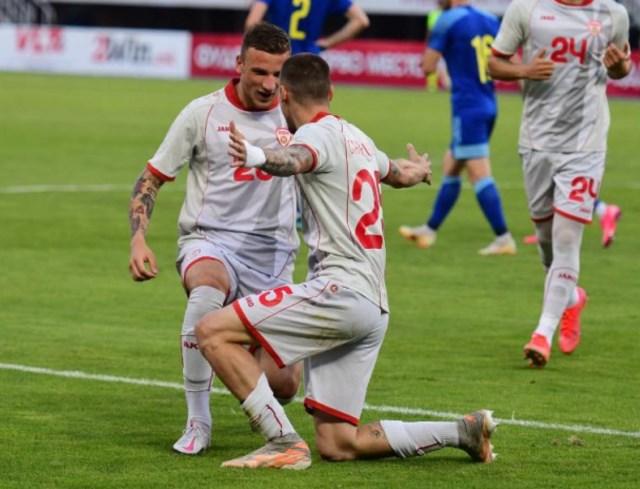 Сонцето е тука: Maкедонија ќе игра во бел дрес