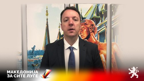 Николоски самоиницијативно во Луксембург да лобира за датум за преговори: Власта никаде ја нема, битката се води таму каде се носат одлуки