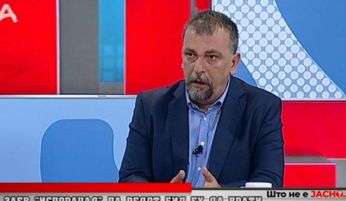 Шамбевски: Блокадата за ЕУ не е само поради Бугарија, туку и поради корупцијата што ја продуцира Владата