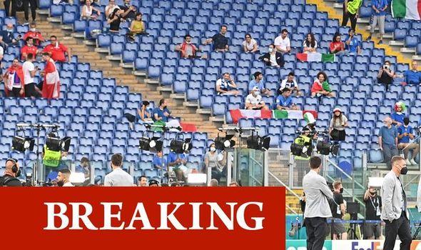"""Пронајдена бомба близу стадионот """"Олимпико"""" во Рим"""