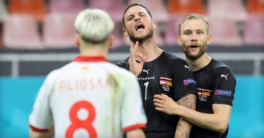 УЕФА отвора истрага против Арнаутовиќ откако го пцуеше Алиоски
