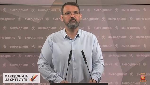 Стоилковки: Доколку Заев прифати решение или формулација како што пишува во бугарските медиуми, идната влада на ВМРО-ДПМНЕ нема да го прифати