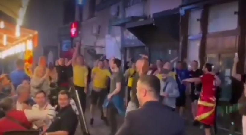 Вечерва во Букурешт и Украниците навиваа за Македонија